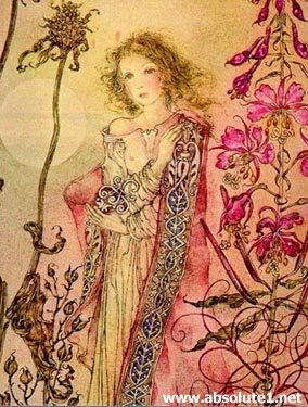 art from sulamith wulfing secrets of the magic of the fae